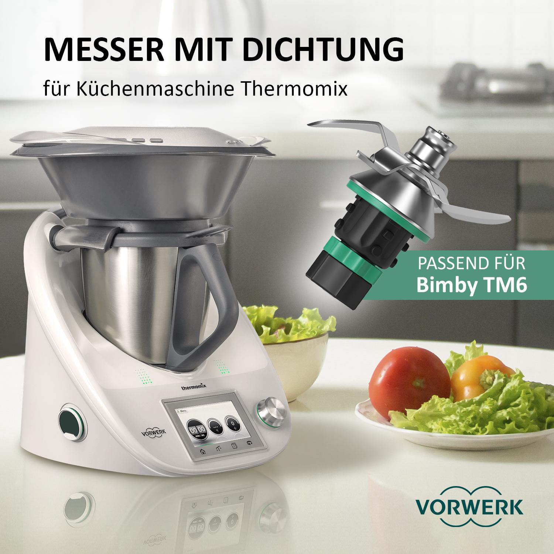 Küchenmaschine Mit Messer 2021